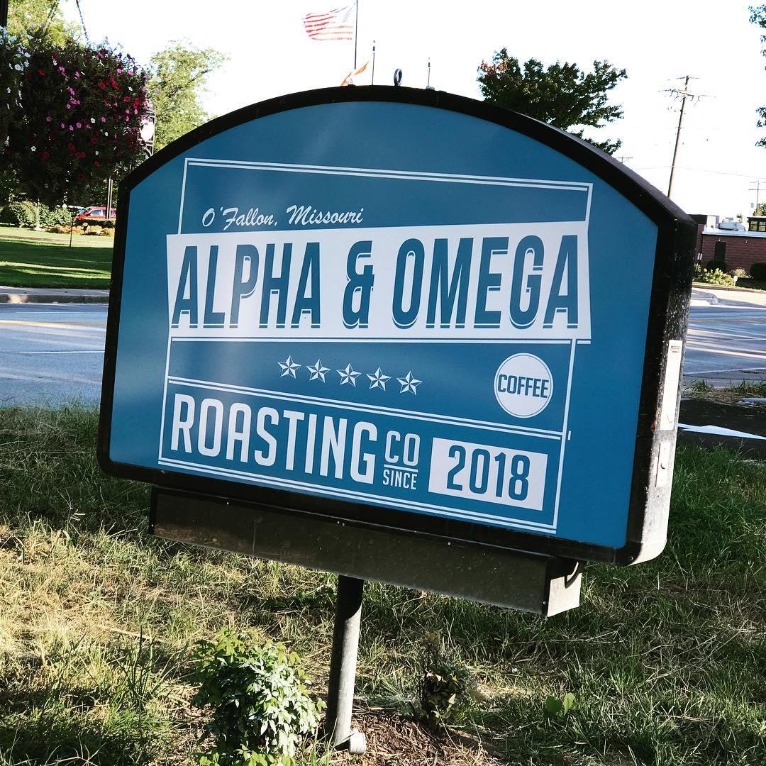 Alpha & Omega Coffee