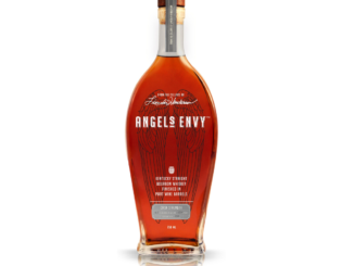 ANGEL'S ENVY 2019 Cask Strength Bourbon Finished in Port Barrels