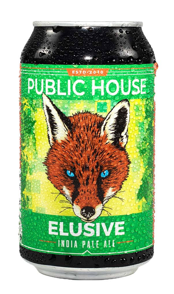 Public House Brewing's Elusive IPA