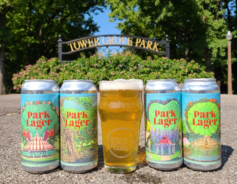 Park Lager from Schlafly