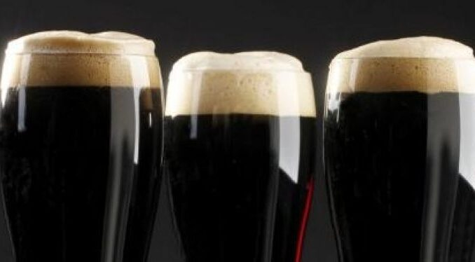 Stout style beer