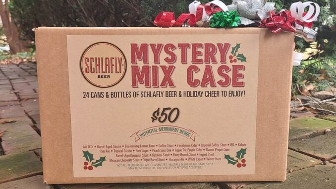 Schlafly Mixed Case